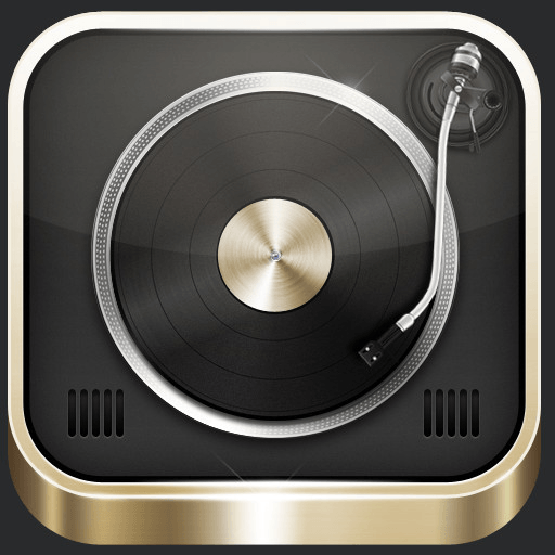 DJ Mixer Pro app icon