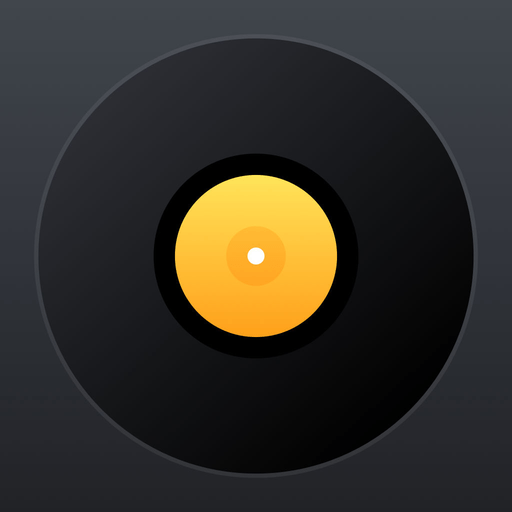 djay Pro for iPhone app icon