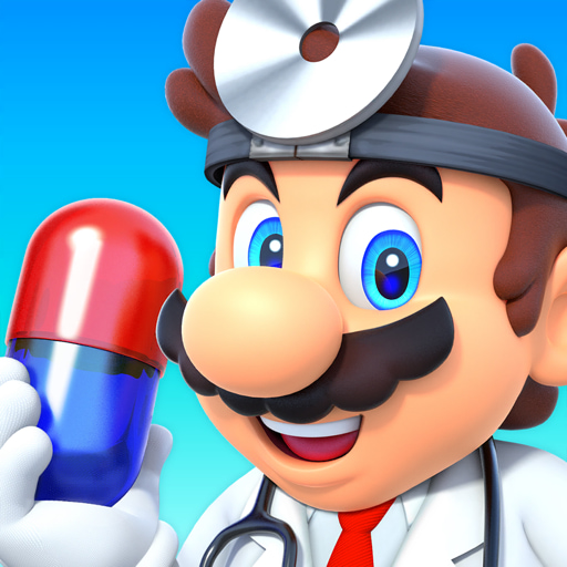 Dr. Mario World app icon