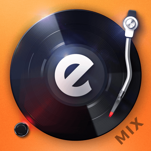 edjing Mix - dj app app icon