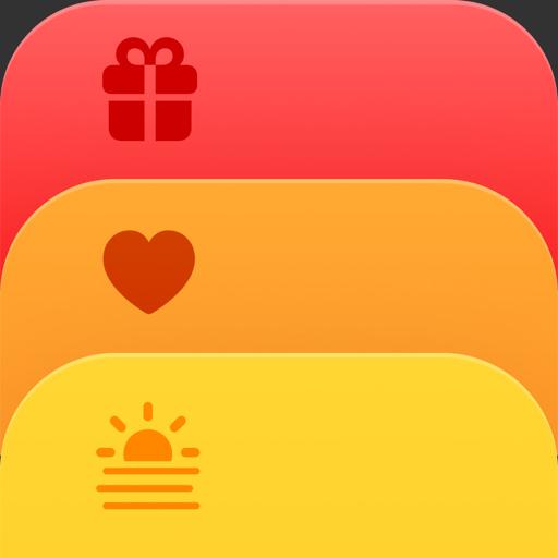 Eventually app icon