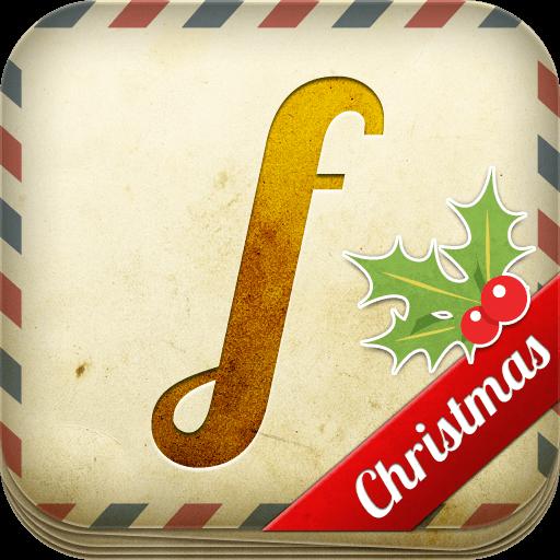 Facecard Christmas Edition app icon