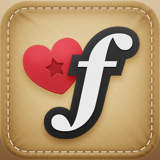 Faveous app icon
