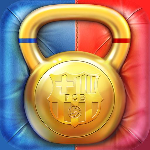 FCB Fitness app icon