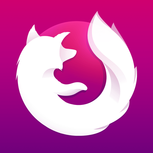 Firefox Focus: Privacy browser app icon