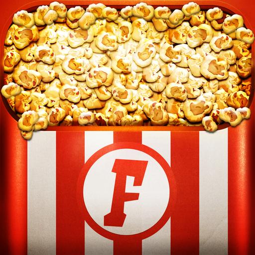 Flickd Movies app icon