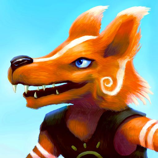 Fox Tales app icon