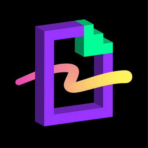 GIPHY World: AR GIF Stickers app icon
