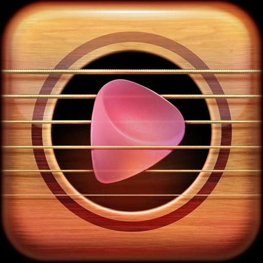 Go! Guitar for iPad app icon