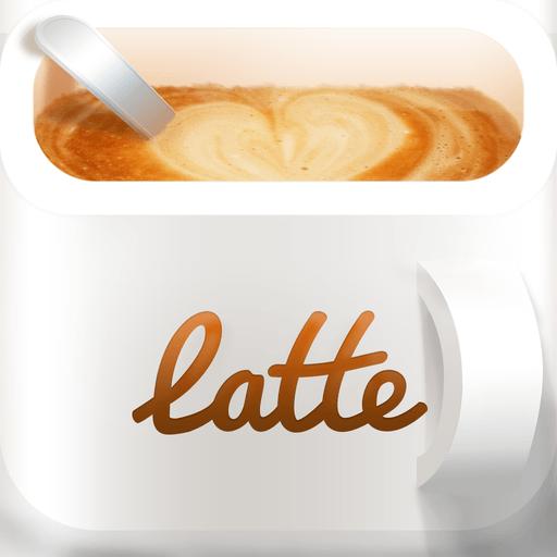 Got Latte? app icon
