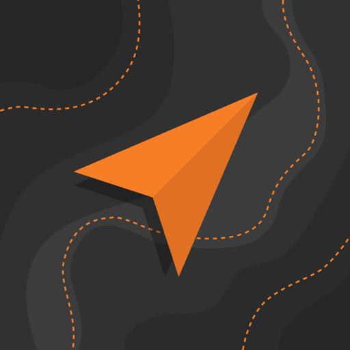 GPS Tracks app icon