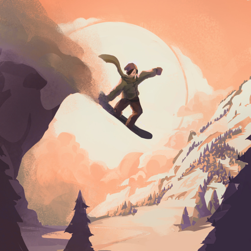 Grand Mountain Adventure app icon