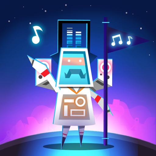 Groove Galaxy app icon