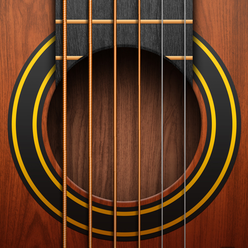 Guitar - Chords, Tabs & Games app icon