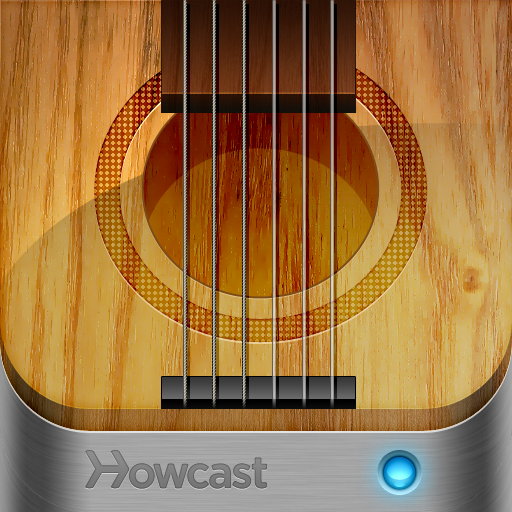 Guitar Lessons from Howcast app icon