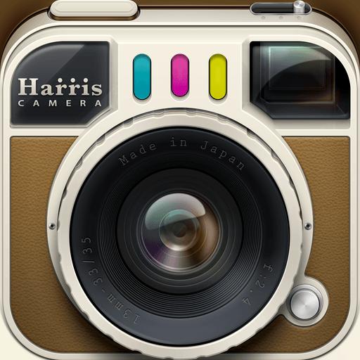 HarrisCamera app icon