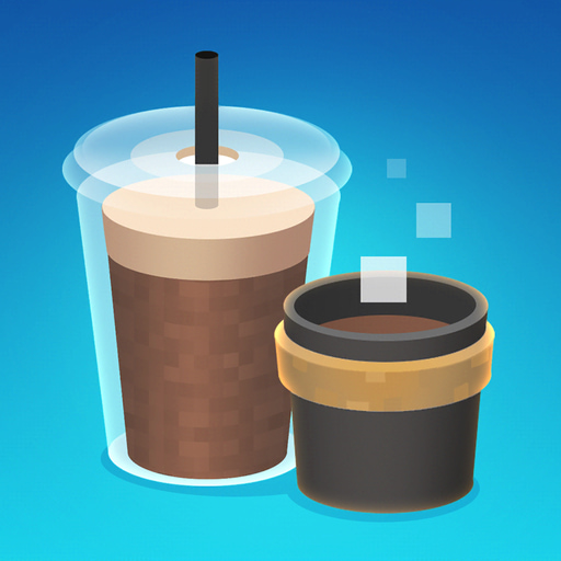 Idle Coffee Corp app icon