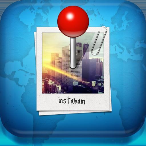InstaBAM app icon
