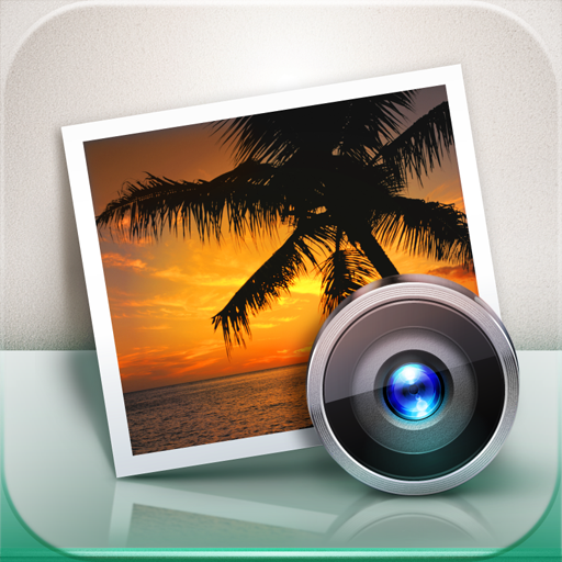 iPhoto app icon