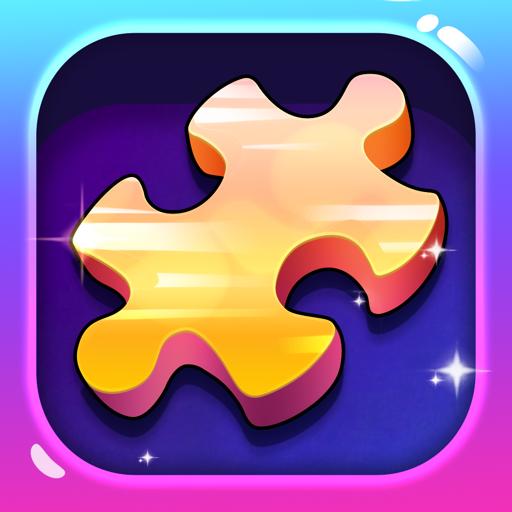 ⋆ Jigsaw Puzzle app icon