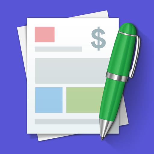 Job Estimate & Invoice Maker app icon