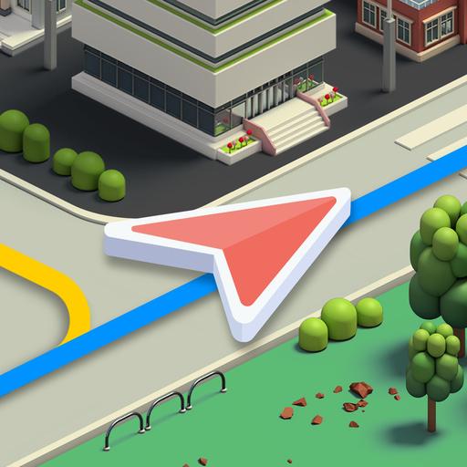 Karta GPS Navigation & Traffic app icon