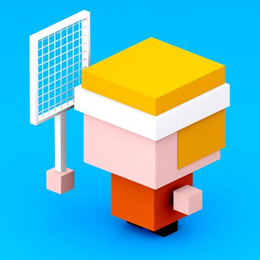 Ketchapp Tennis app icon
