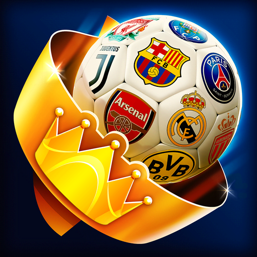 Kings of Soccer - PvP Football app icon