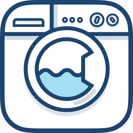 Laundry Day - Care Symbol Reader app icon