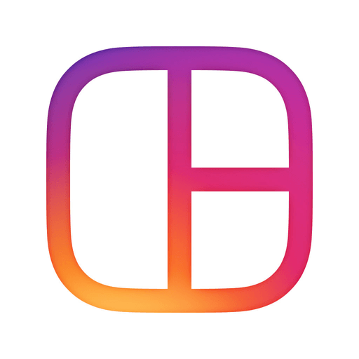 Layout from Instagram app icon