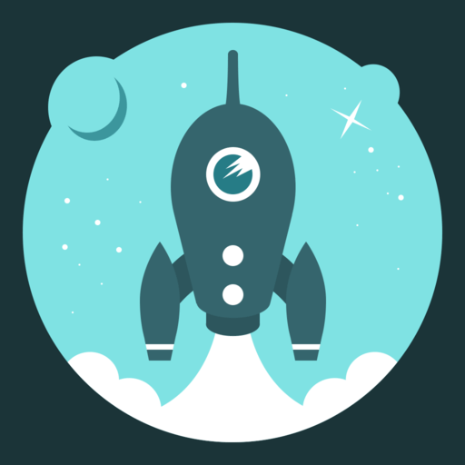 Let's Go Rocket - Ultimate Endless Space Adventure app icon