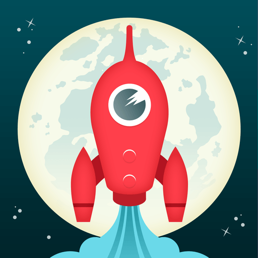 Let's Go Rocket | iOS Icon Gallery