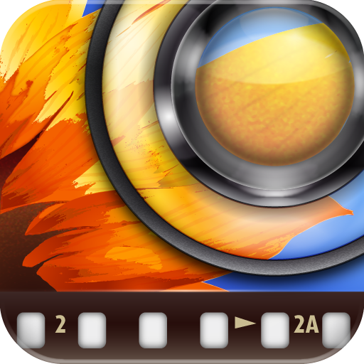 LightLoupe app icon