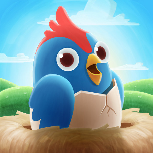 Lil' Birds app icon