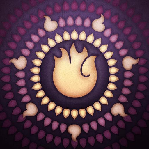 Mandalarium app icon