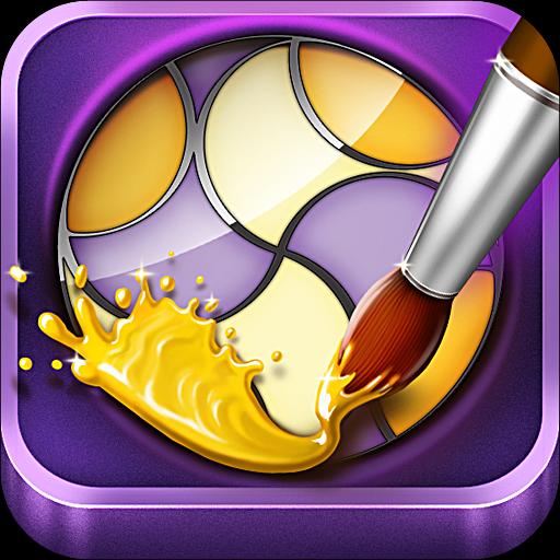 Mandalas - memory trainer app icon