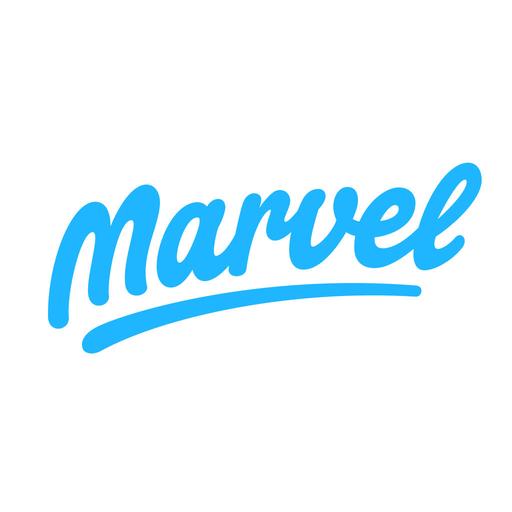 Marvel app icon