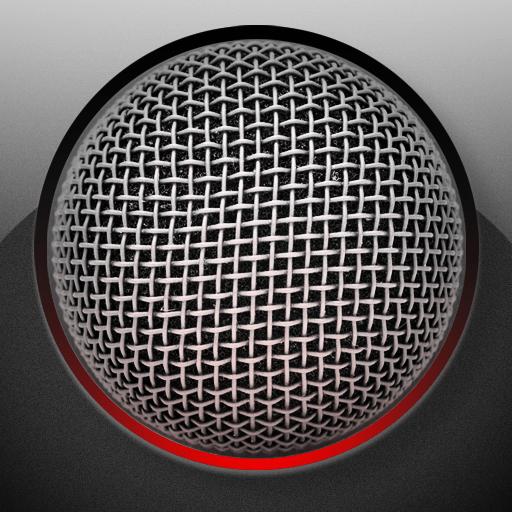 Microphone + Recording app icon