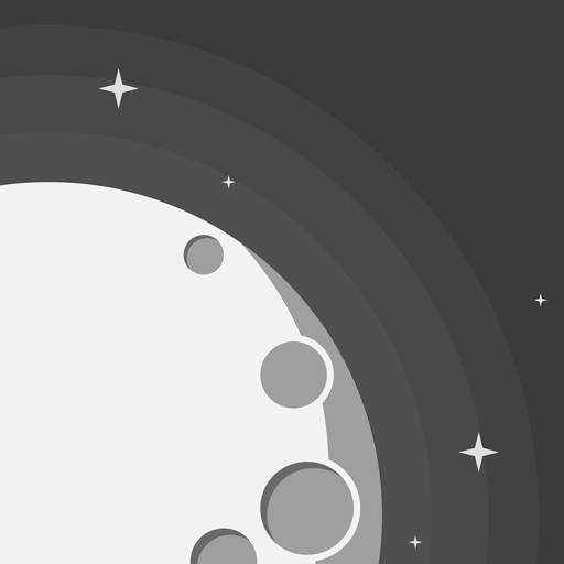 MOON - Current Moon Phase app icon
