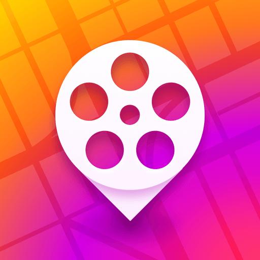 Movie Routes app icon