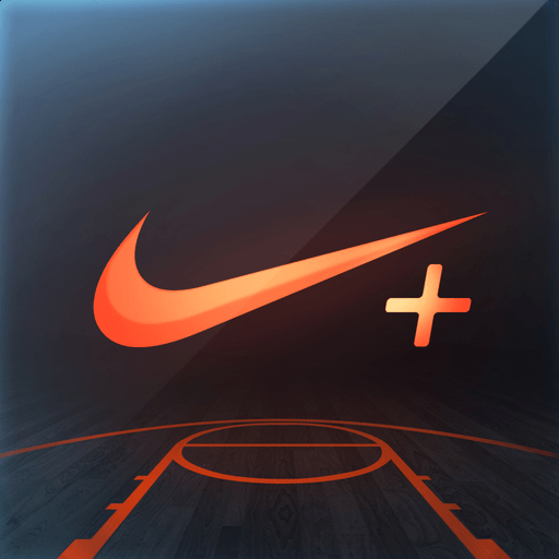 Nike+ Basketball app icon
