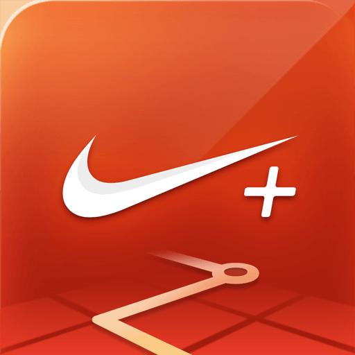 Nike+ Running app icon
