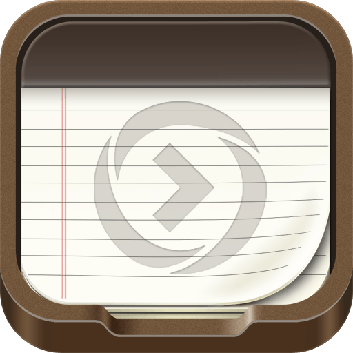 Notebook app icon
