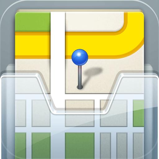 OffMaps 2 app icon