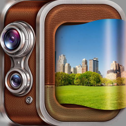 Panorama 360 Cities app icon