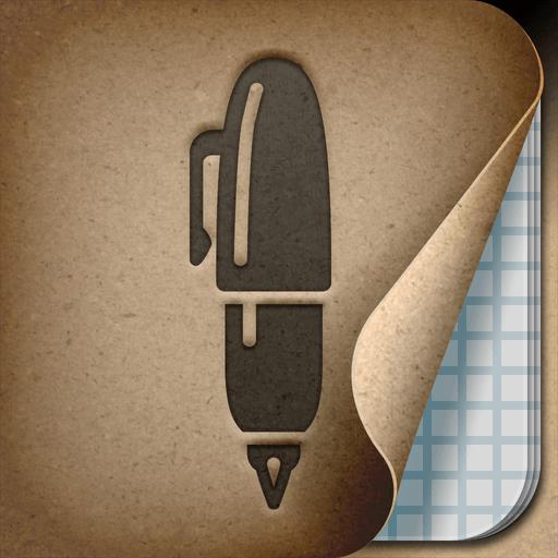 Penultimate app icon