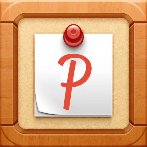 Peppy for Pinterest app icon
