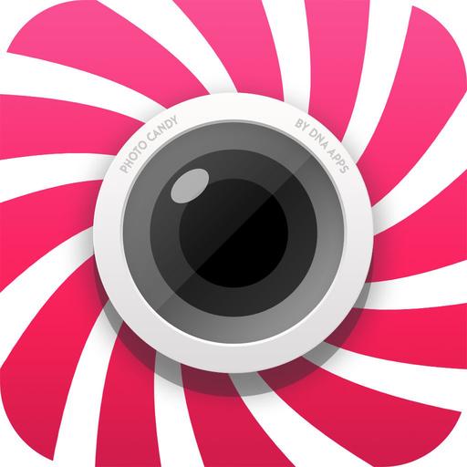 Photo Candy Photo Editor app icon