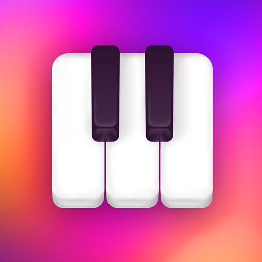 Piano Crush - Keyboard Games app icon