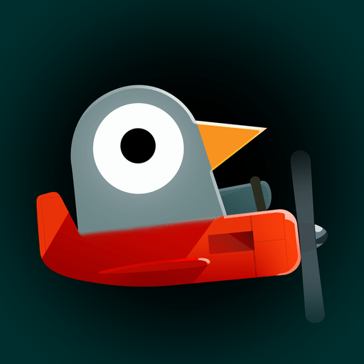 Pigeon Wings app icon
